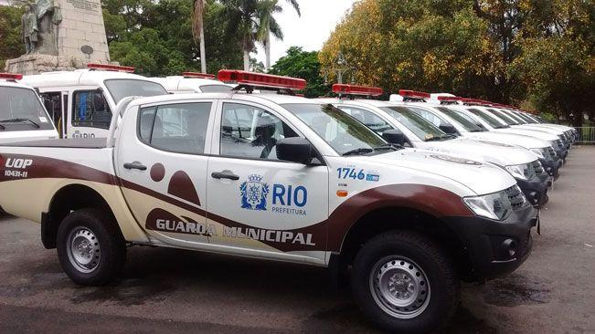 Guarda Municipal RJ