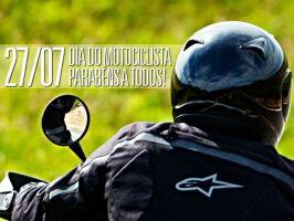 FELIZ DIA DOS MOTOCICLISTAS